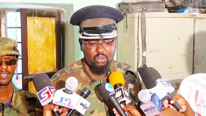 Somalias Al Shabaab Executes Five Men Accused Of Spying